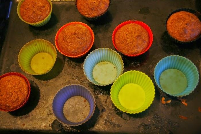 babeczki z cukinią, przepis, babeczki z warzywami