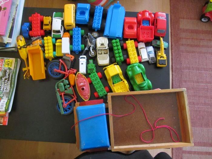 samochodziki, zabawa samochodami
