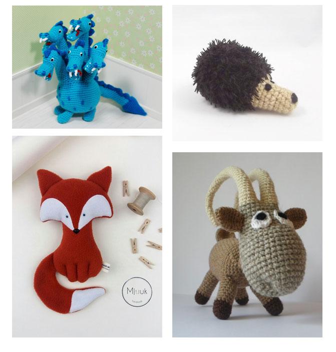 figurki zwierząt, zabawki waldorfskie