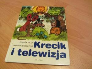 Tydzień z książką – Krecik