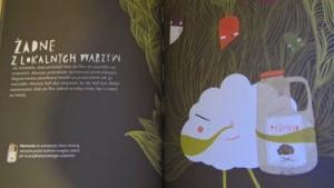 książka marchewka z groszkiem