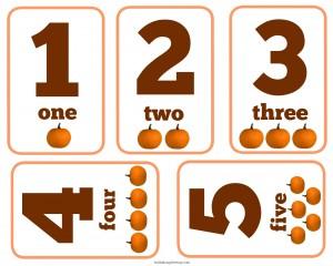 Cyfry po angielsku – zabawy dla dzieci