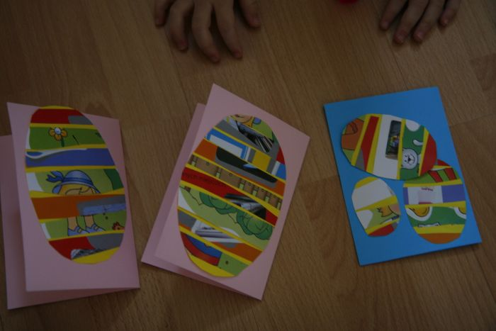 Nasze kartki wielkanocne