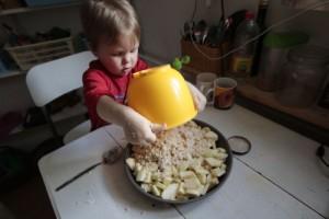 Jedzenie po angielsku – angielski dla maluchów