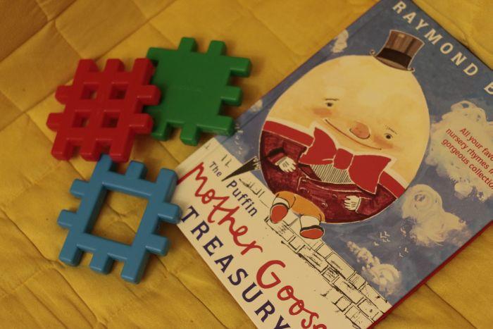 angielski dla dzieci, nauka wierszyków