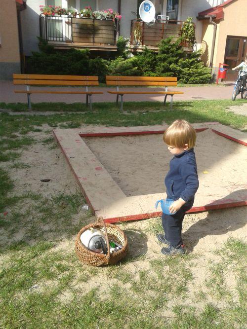 zabawki do piachu, zabawa w piaskownicy