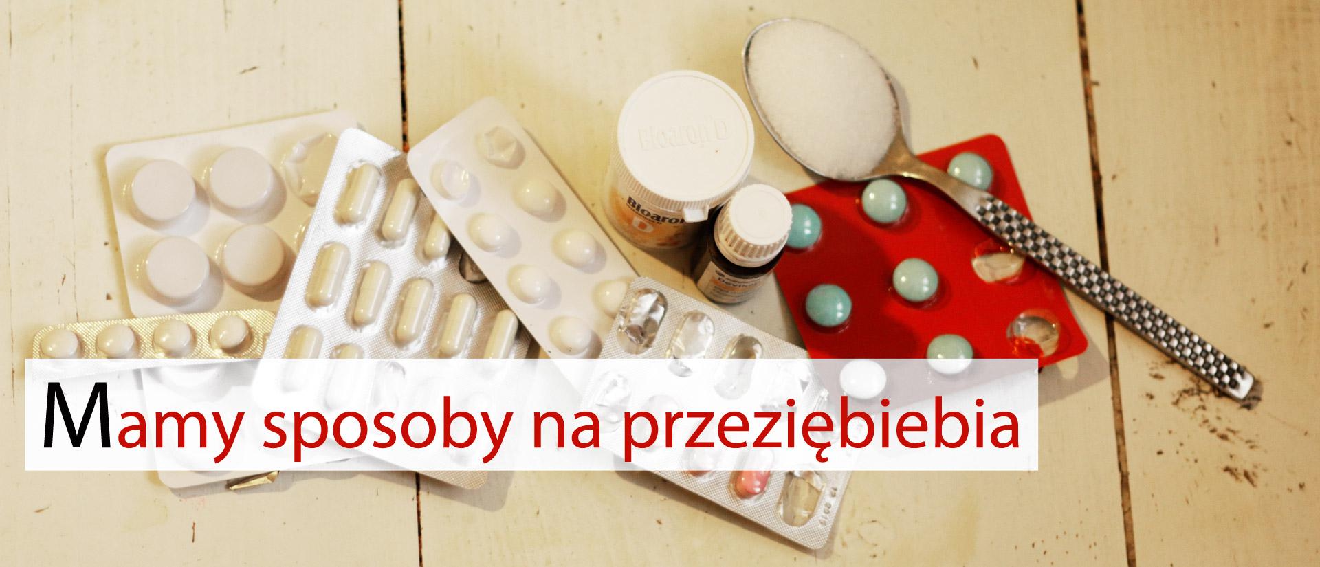 sposoby na przeziębienia, chore dziecko