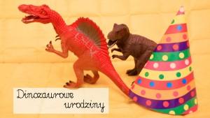 dinozaurowe urodziny