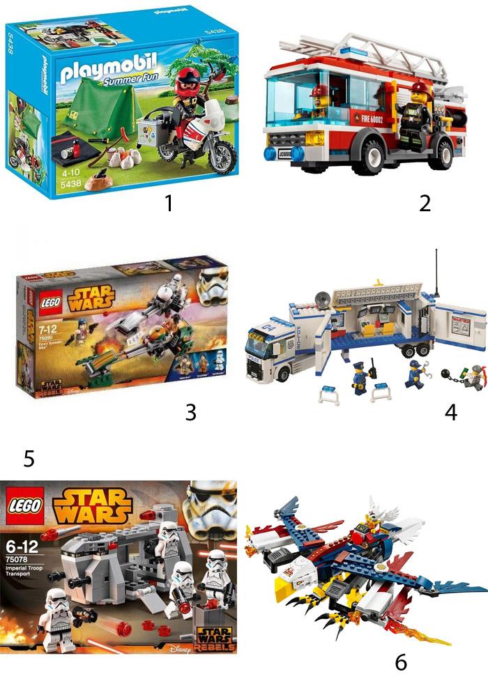 prezenty dla fanów lego