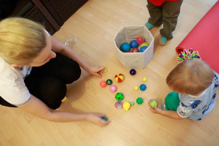 terapia wczesnej interwencji, dziecięce porażenie mózgowe, mama z pasją