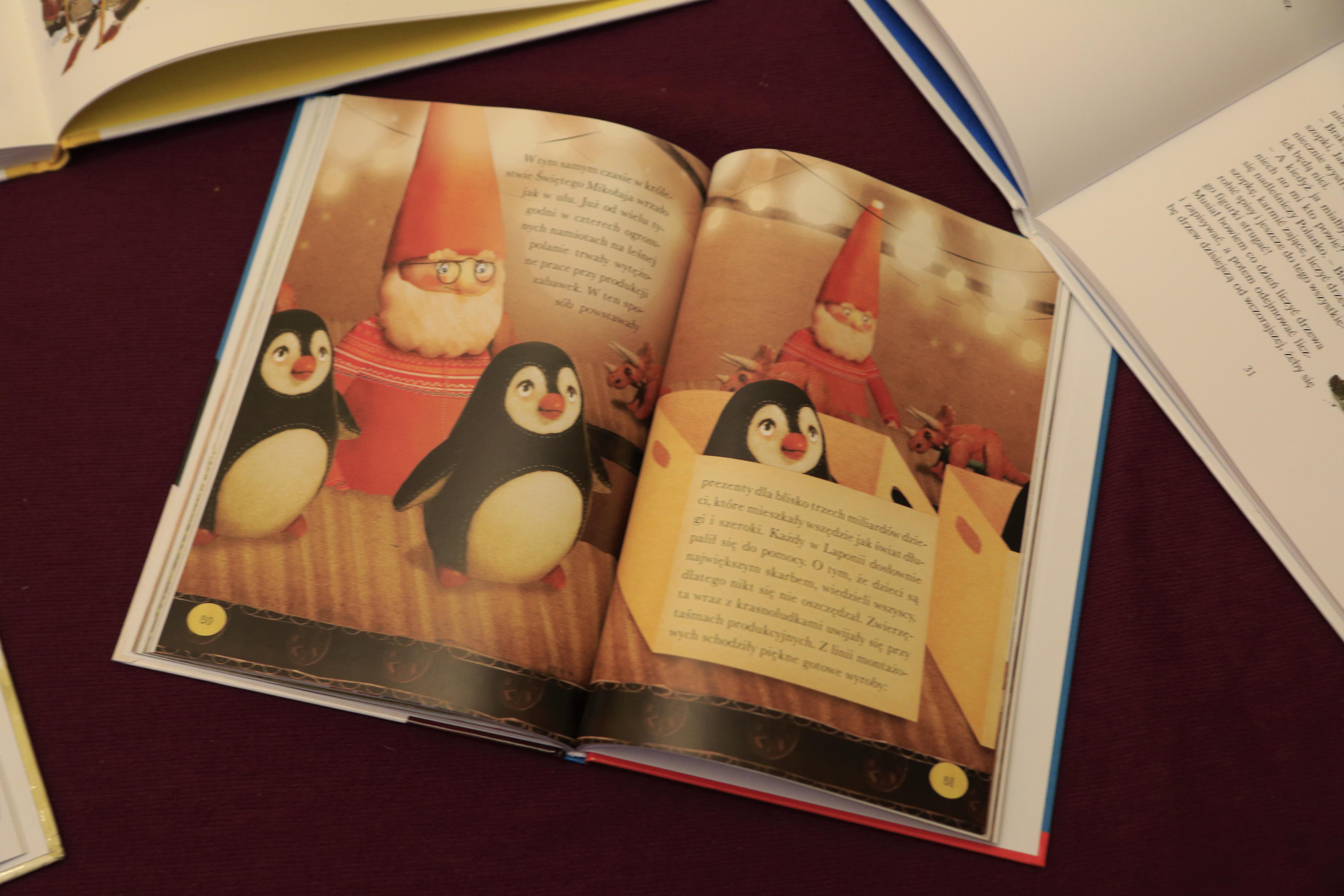 książki o bożym narodzeniu dla dzieci, pamiętnik świętego mikołaja