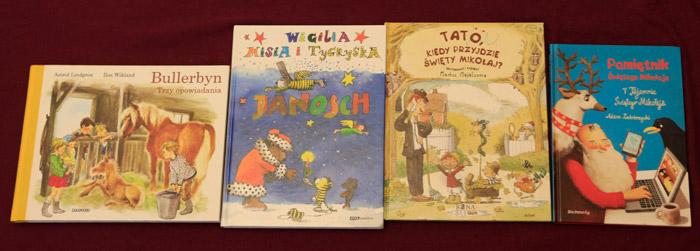 książki o bożym narodzeniu dla dzieci