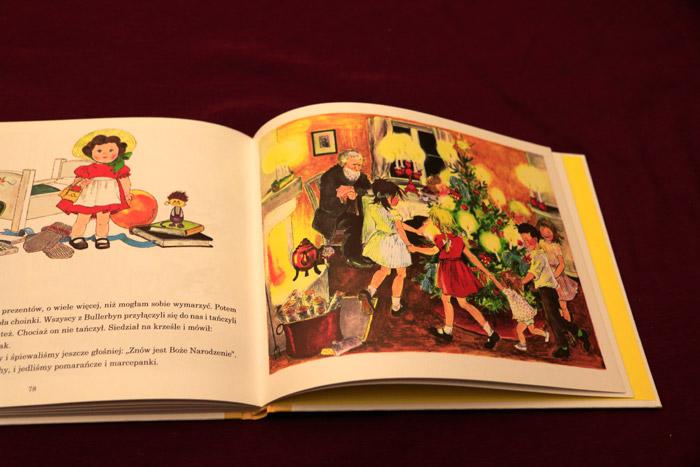 książki o bożym narodzeniu dla dzieci, boże narodzenie w bullerbyn