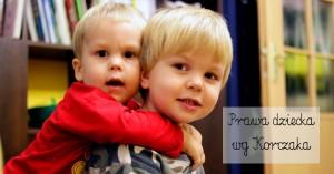 Prawa dziecka oczami Korczaka