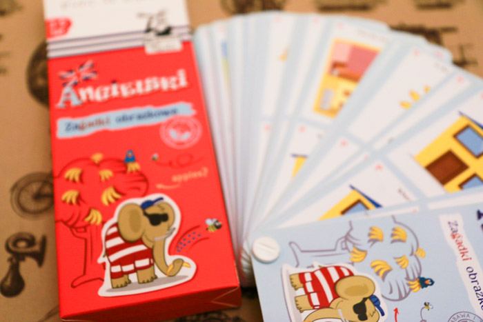 angielski dla dzieci, nauka przez zabawę, karty obrazkowe do nauki języka, kapitan nauka, zagadki obrazkowe, pierwsze słowa