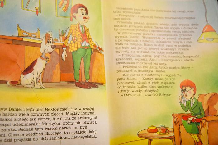 książki o literkach, nauka czytania, edukacja walorfska, montessori, alfabet dla najmłodszych, kłopoty z alfabetem