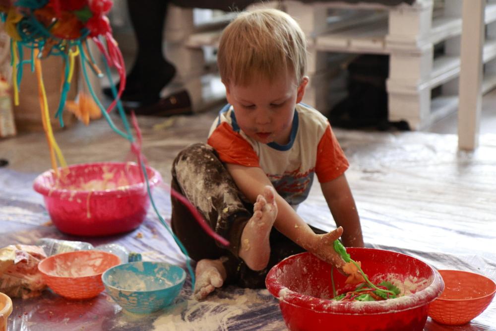 sensoplastyka, zabawy sensoryczne, integracja sensoryczna