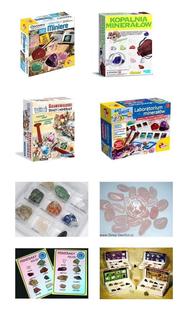 mały geolog, prezent dla pięciolatka, prezent dla przedszkolaka, geologia dla dzieci