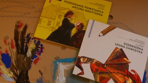 magiczny ogród sztuki, książki o sztuce