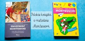 Książki o Montessori po polsku
