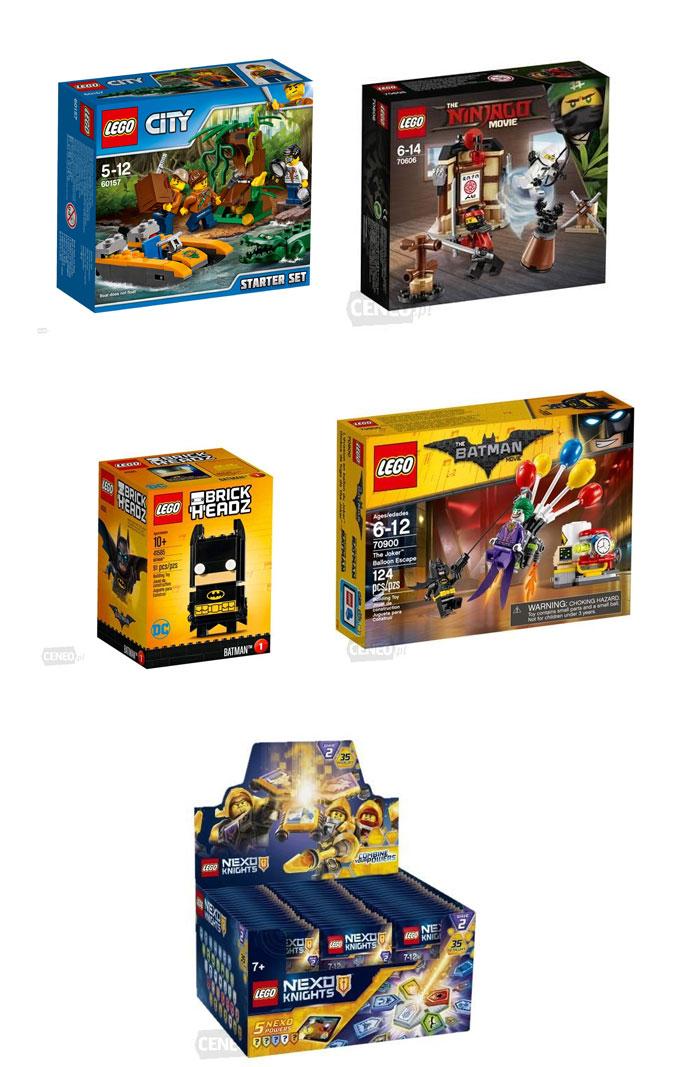 prezent dla sześciolatka, lego, prezent dla chłopca