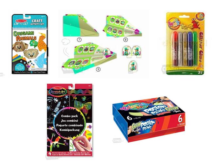 prezent dla chłopca, preznet dla sześciolatka, kreatywne zabawy