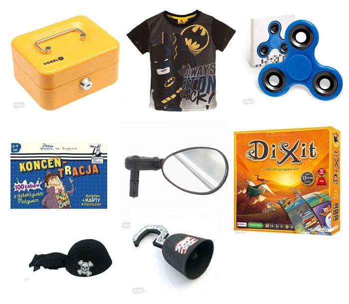 prezent dla chłopca, preznet dla sześciolatka, prezent nie zabawka