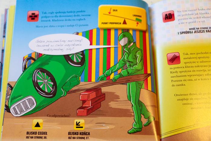 książki dla małych wynalazców, STEM, niki i tesla, misja wynalazca