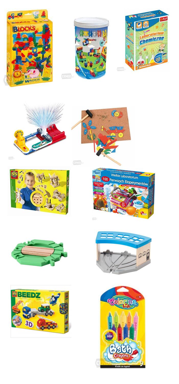 pomysły na prezent dla przedszkolaka, prezent dla chłopca, pod choinkę dla chłopca,