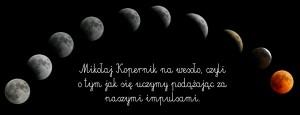 Mikołaj Kopernik na wesoło, czyli o tym jak się uczymy podążając za naszymi impulsami.