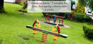 Zabawa na dworze – 5 pomysłów dla dzieci, które wyrosły z robienia babek w piasku