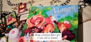Alicja w krainie słów – gra w sam raz na prezent