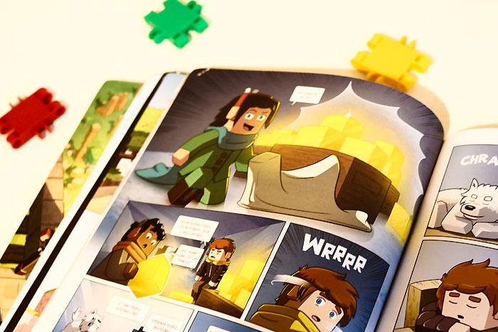 frigiel-i-fluffy-komiks--minecraft-ksiazki-dla-dzieci