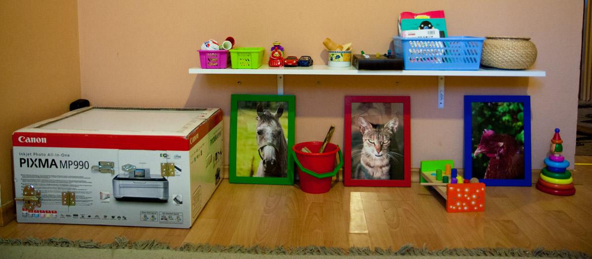 przestrzeń dla rocznego dziecka małe mieszkanie organizacja montessori porządek