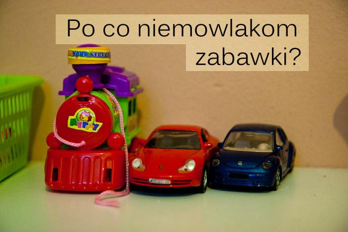 zabawki dla niemowląt,