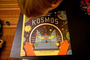 """Przygoda z ksiąką – """"Profesor Astrokot odkrywa kosmos"""""""