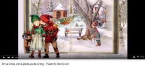 Zimowe piosenki dla dzieci – wyzwanie