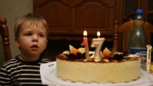 tort, siedemnaste urodziny