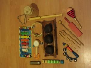 Przestrzeń do zabawy – cz. 17 – Instrumenty muzyczne