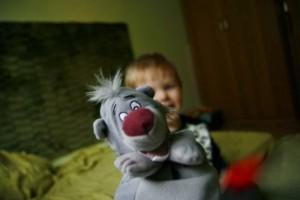 Zabawy dla dzieci w domu – 3-4 lata
