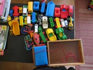 Przestrzeń do zabawy cz.5 – Ustawianie zabawek