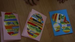 kartki wielkanocne dla dzieci