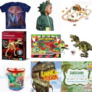 Prezent dla czterolatka – dinozaury