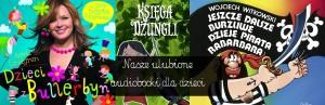 Nasze ulubione audiobooki dla dzieci