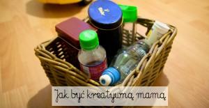 Jak być kreatywną mamą