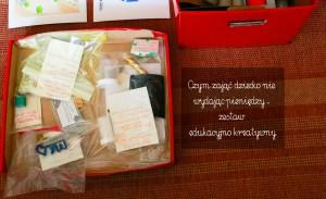 Czym zająć dziecko nie wydając pieniędzy – zestaw edukacyjno-kreatywny
