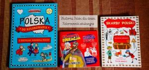 Historia Polski dla dzieci – Kolorowanki edukacyjne