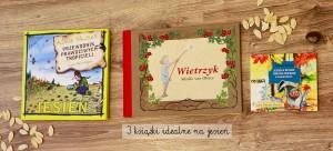 3 książki idealne na jesień