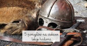 5 pomysłów na ciekawe lekcje historii